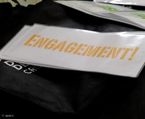 Im Kern geht es um Engagement